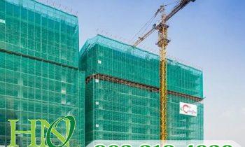 Lưới bao che công trình Hàn Quốc