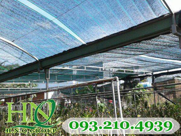 Đặc điểm, lợi ích của lưới che nắng trong nông nghiệp và đời sống
