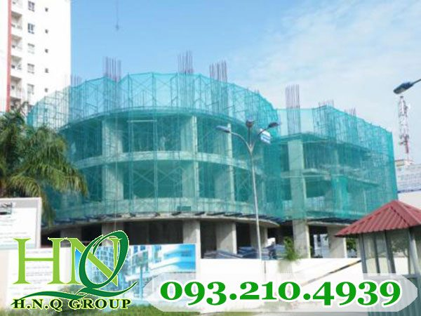 Lưới bao che công trình xây dựng