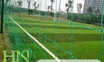 Lưới vây sân bóng đá 3mm chất lượng