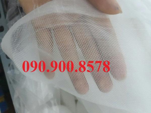Lưới mùng, lưới chắn côn trùng hiệu quả cho nhà lưới