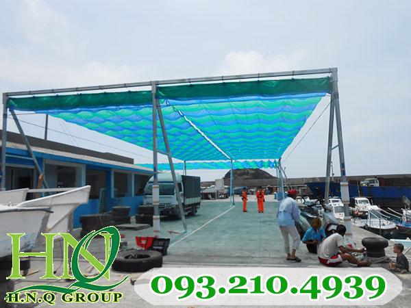 Lưới che nắng giá rẻ tại Bình Dương
