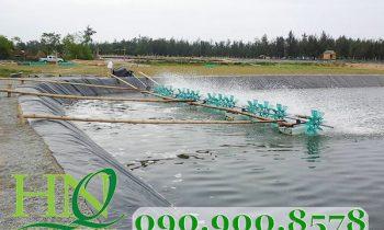 Màng lót hồ nuôi tôm 0.5mm chất lượng