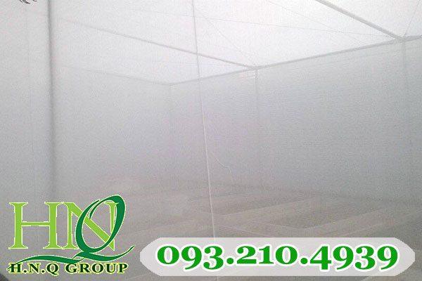 Lưới chống côn trùng cho nhà trồng rau