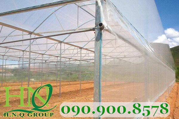 Nhà lưới canh tác nông nghiệp