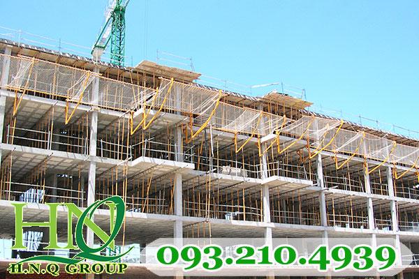 Lưới an toàn cho công trình xây dựng