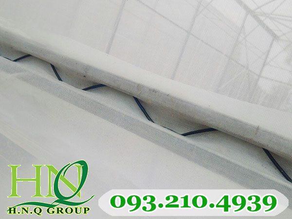 Nẹp ziczac (zíc zắc), zic zac làm nhà lưới. nhà màng tại TP. Hồ Chí Minh