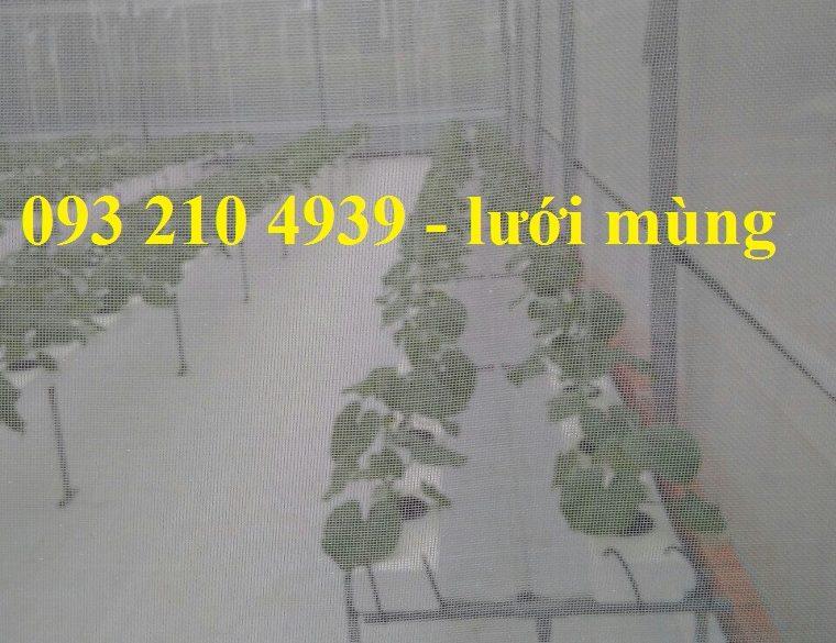 Nhà lưới nông nghiệp