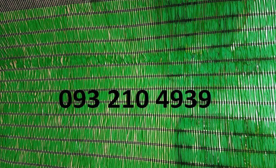 Lưới che nắng Thái lan xanh lá 70%