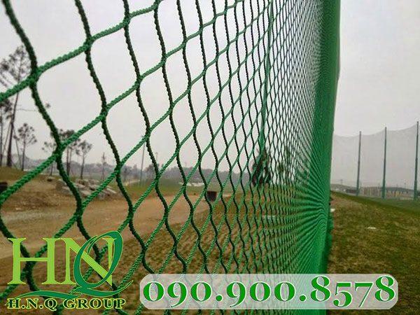 Lưới chắn bóng sân tennis