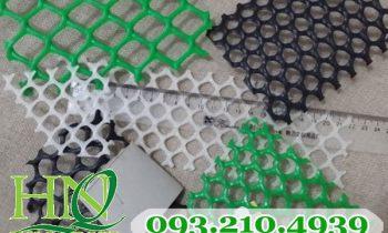 Lưới nhựa mắt cáo hay lưới ép nhựa 1cm tại TP. Hồ Chí Minh