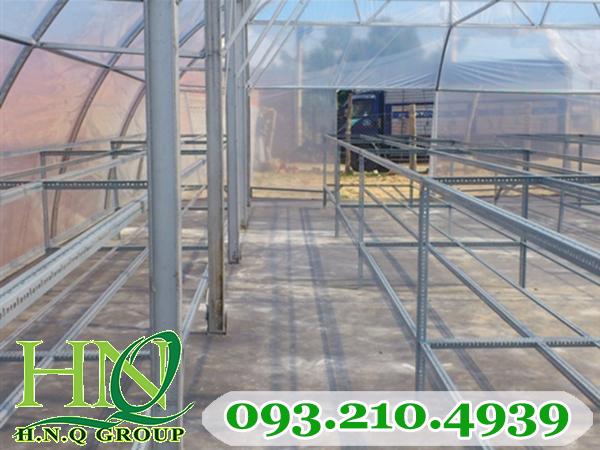 Áp dụng hiệu ứng nhà kính trong việc phơi sấy nông sản