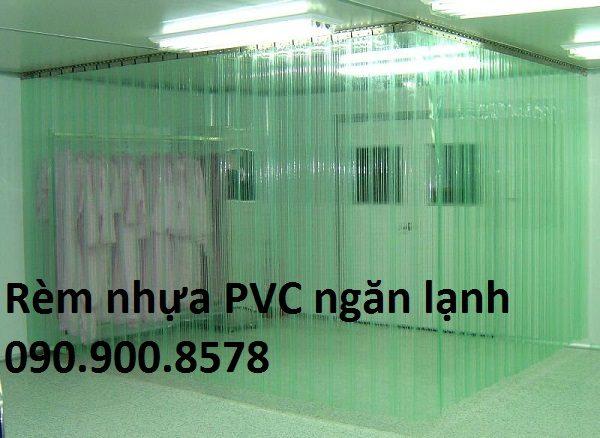 Màng nựa PVC ngăn lạnh