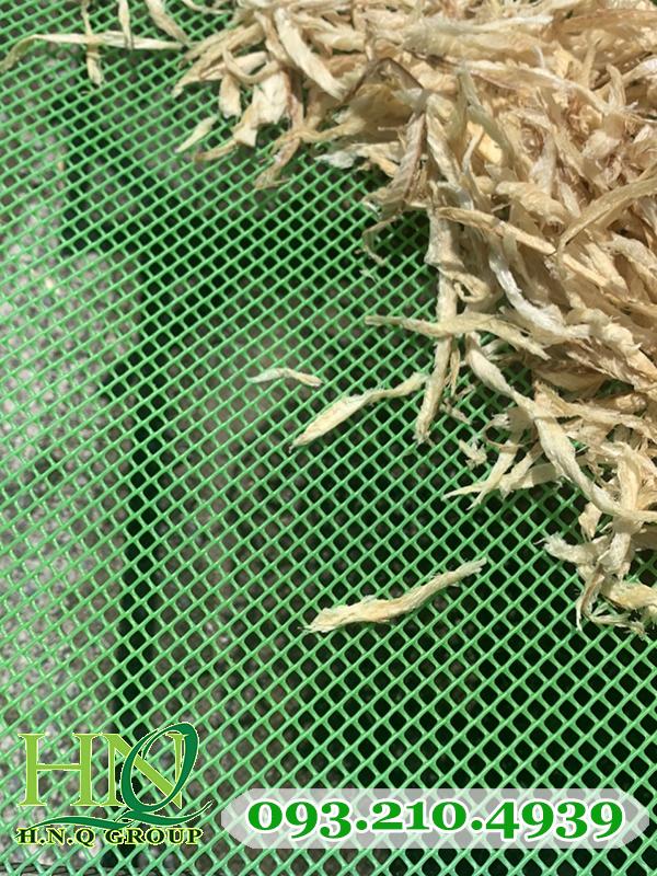 Lưới ép nhựa 5mm